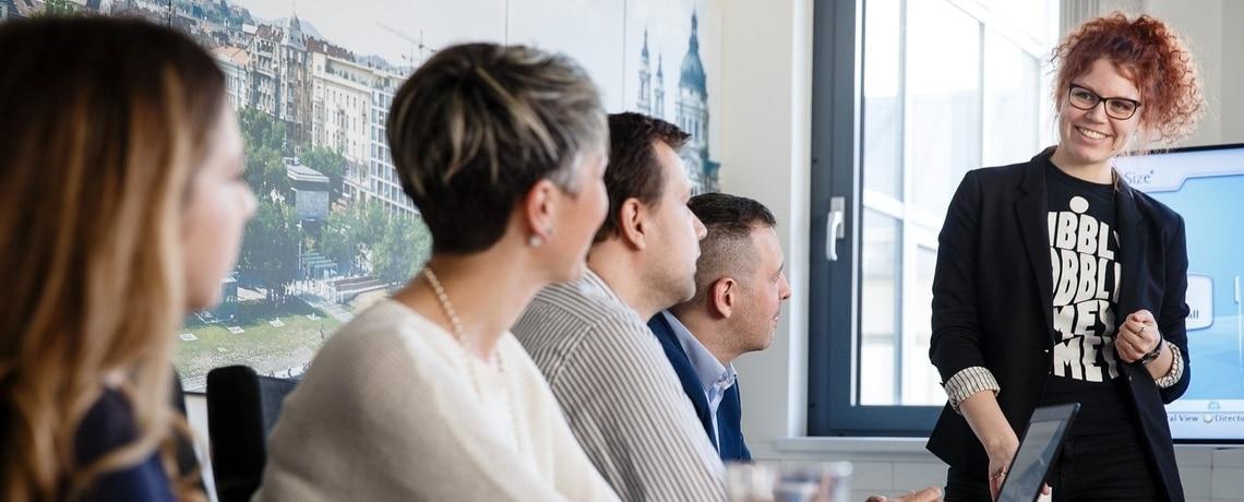 A TOPdesknél az interjúk során használt STAR -módszer célja, hogy viselkedés alapján ismerjük meg az interjúalanyt.