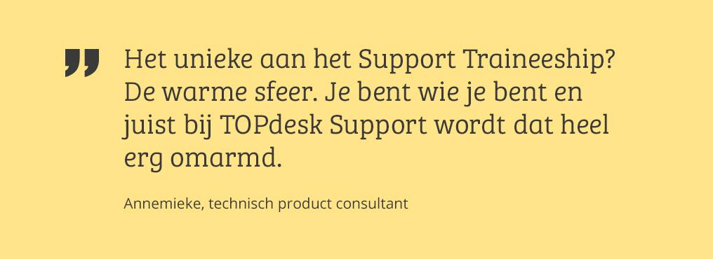 Quote_Annemieke_Traineeship_support
