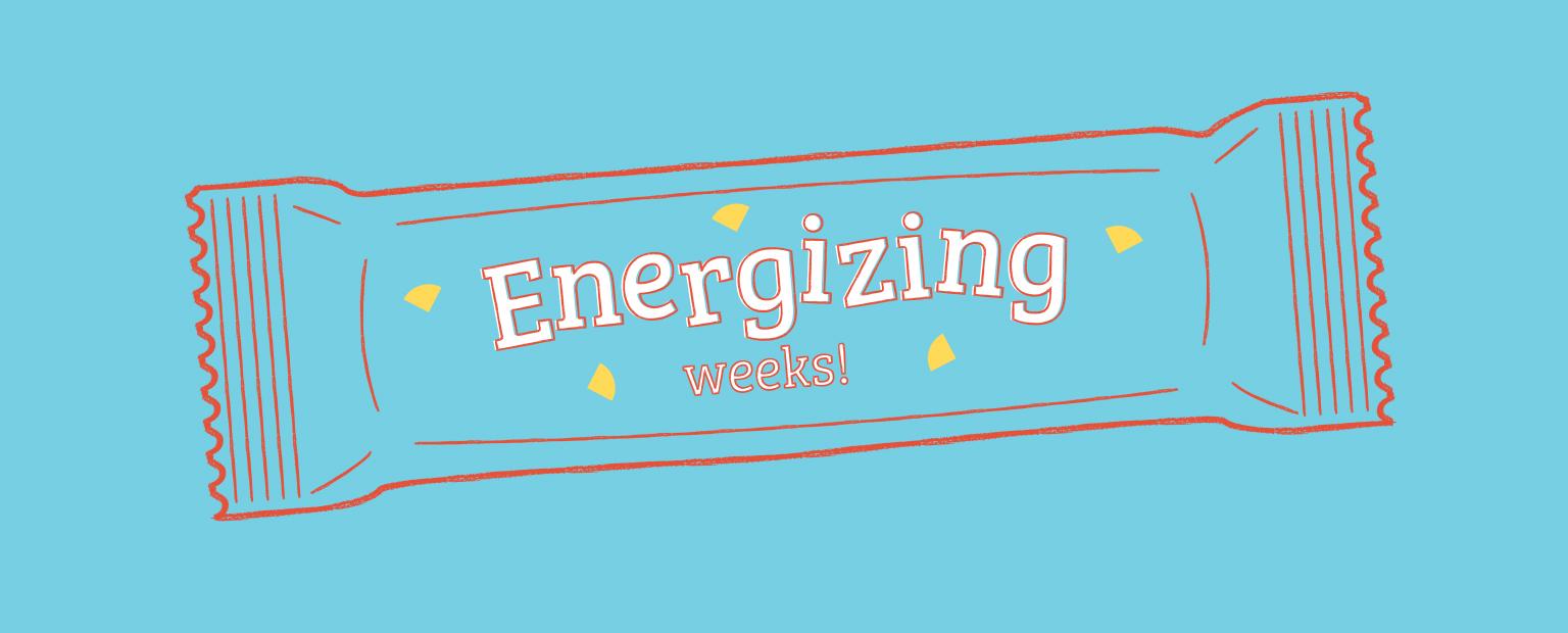 TOPdesk energizing weeks