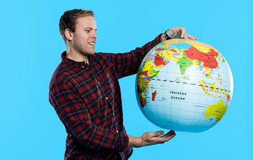 """""""In hoeveel landen zitten jullie eigenlijk?"""""""
